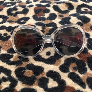Other - Clear sunglasses for Toddler Girl